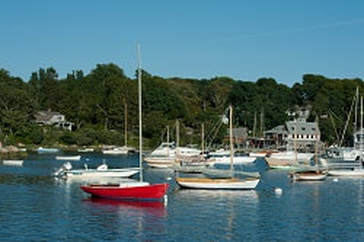 A Falmouth Harbor
